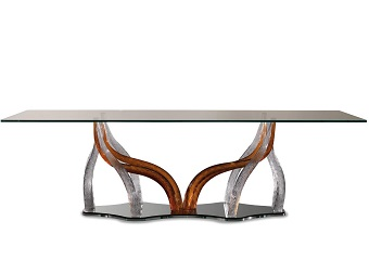 luxury furniture stores calgary dining tables flambe dining table reflex angelo luxuries of europe - Copy